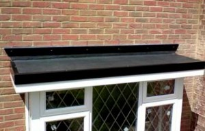 Epdm rubber bay roof
