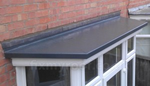 Fibreglass Bay Window roof fibre glass