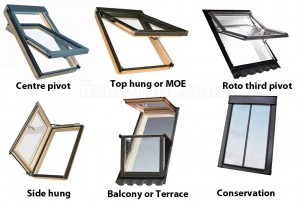 Roof Windows Choose The Right Roof Window Types Styles