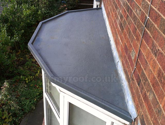 Fibreglass Bay Roofs - Choose a Style and Colour The Lead ...