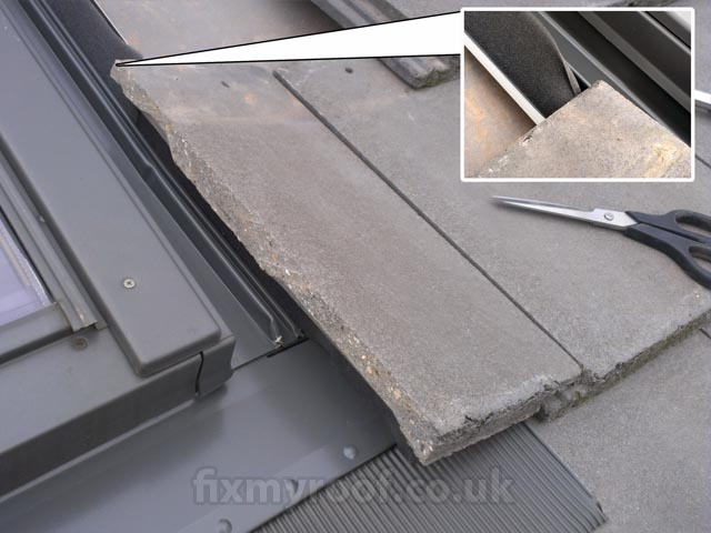 Fitting A Velux Roof Window Or Keylite Rooflite Or Roto