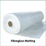 450g fibreglass matting roll fibre glass