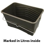 5 Litre paint pot resin bucket