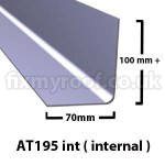 AT195int AT195 int fibreglass trim sizes size dimensions roofing