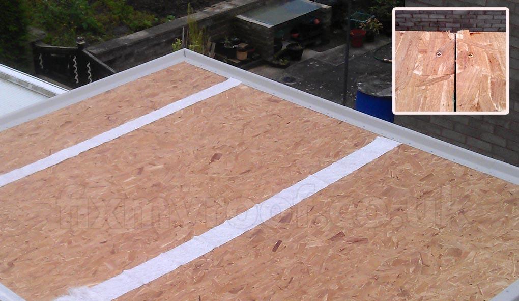 How To Fibreglass A Roof Easy Diy Fibreglass A Flat Roof