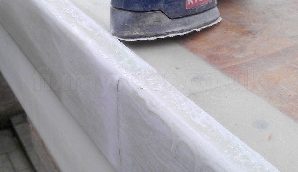 How To Laminate a Fibreglass Roof - Resin & Topcoat DIY Guide