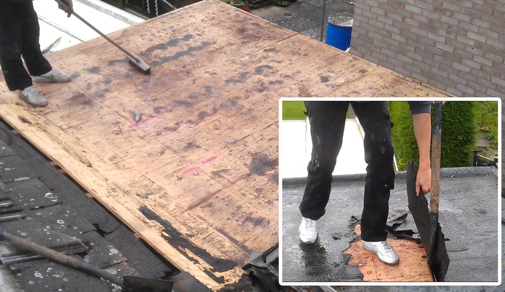 When To Consider Over Boarding A Flat Roof And When To Replace