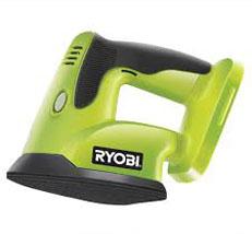 Ryobi cordless sander 18v