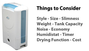Best Dehumidifier choices