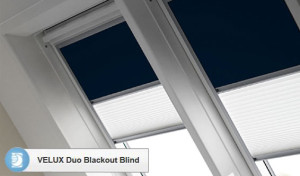 Velux DuoBalckout blind a
