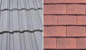 New concrete tiles