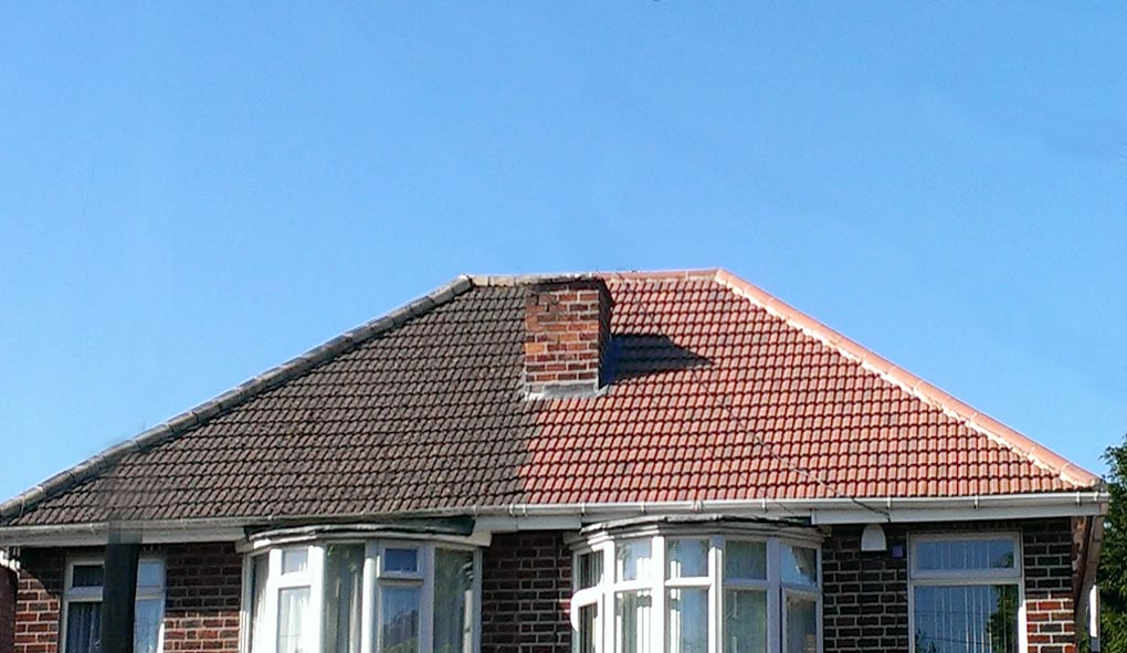 New Roof Guide For A Pitched Roof On A House Cost Of A