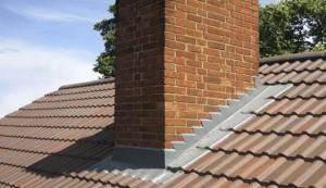 lead alternative chimney step flashing