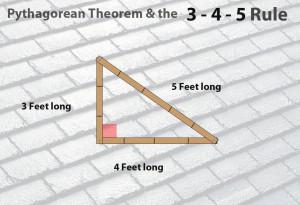 345 square Pythagoras