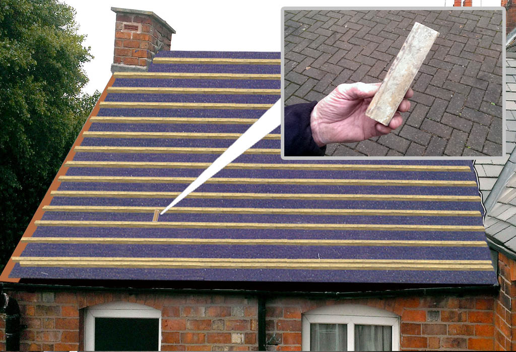 How to Slate a Roof - Instructions on How to fit & Lay Slates