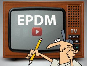 EPDM video icon