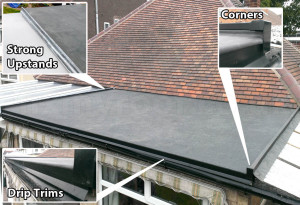 How to install EPDM