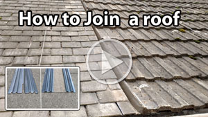How to join two roofs