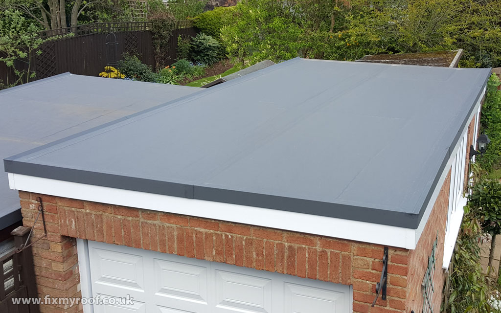 The Best Flat Roof Flat Roof Systems Compared Flat Roof Replacement