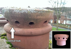 Pepper pot chimney vent cap