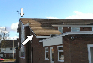 Sagging full replacement fascia