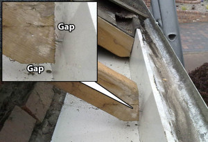 full replacement fascia problems