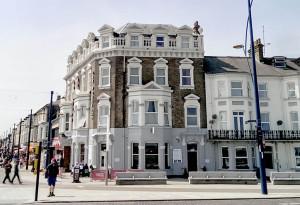 High victorian house