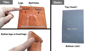 Slate and tile fixings