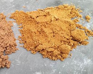 Fine soft building sand
