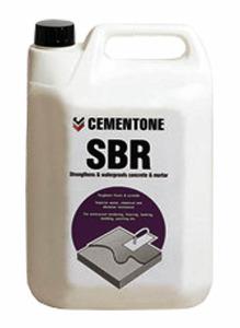 SBR cement additive icon
