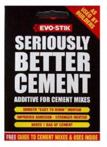Seriously better cement