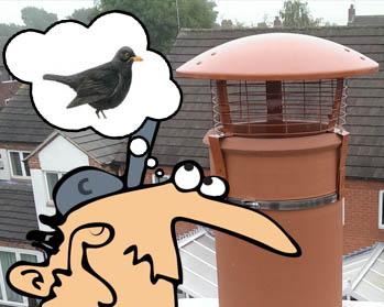 Best chimney cowl fitting