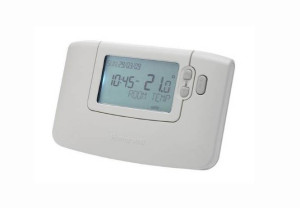 Simple wireless thermostat