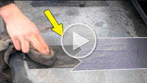 How To Patch Repair A Felt Roof Progsgram64 S Diary