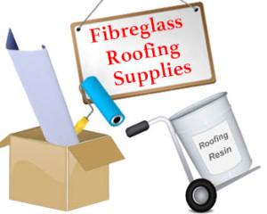 GRP Fibreglass roofing supplies