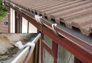 Cheap guttering