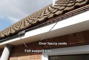 Fascia ventilation