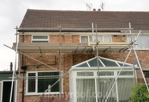 Scaffold new fascia price