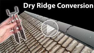 How to install dry ridge