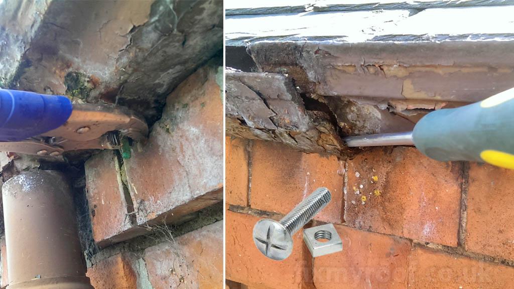 Guttering Repairs Low Cost Diy Gutter Repair Amp Trade Price