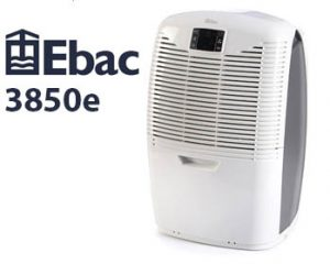 Ebac 3850 dehumidifier review