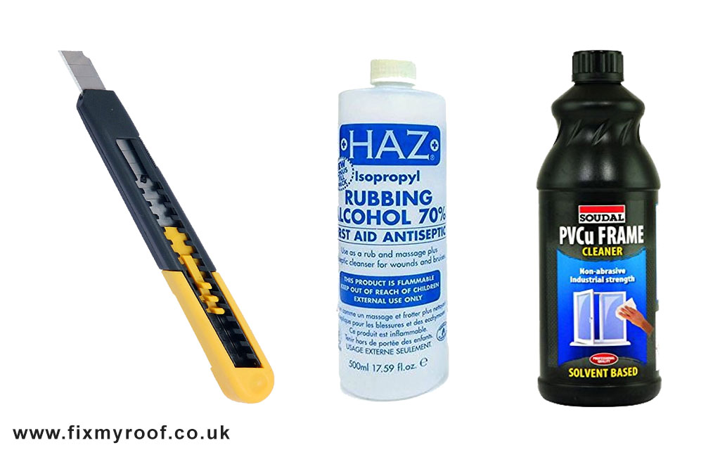 How To Remove Silicone Sealant From A Bath Or Shower